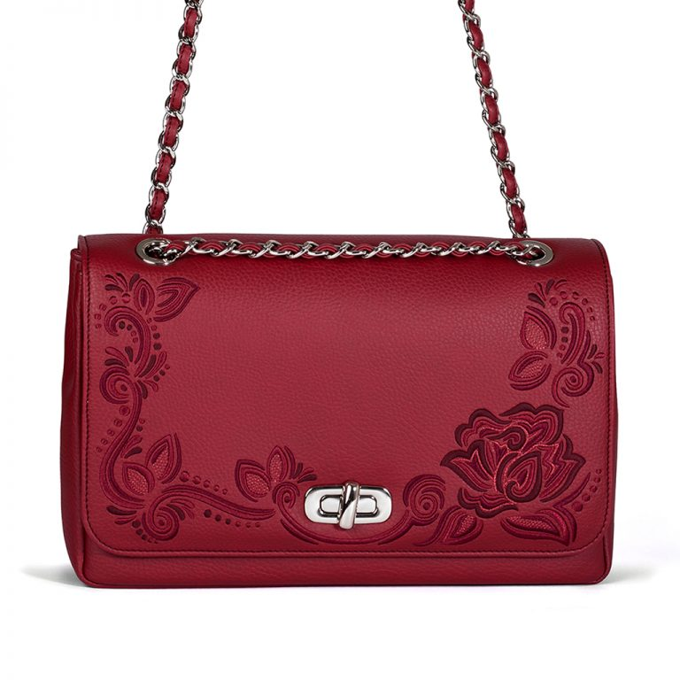 003_The Queen Bag_shoulder-bag2_red copie