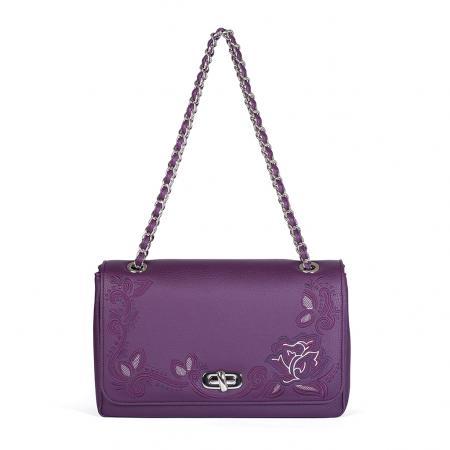 007_The Queen Bag_side 1_purple2